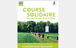 Course Solidaire Marly le Roi