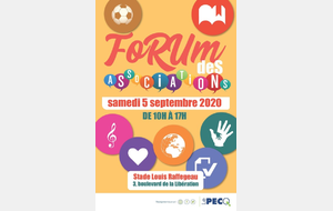 Forum des Associations LE PECQ